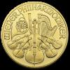Gold Vienna Philharmonic 1/2 oz - image 1