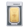 100 gram Gold Bar Hereaus