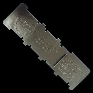 mint ruler