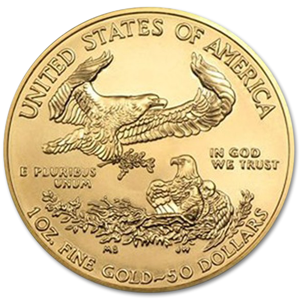 Gold American Eagle 1 oz - image 1
