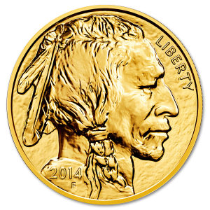 Gold Buffalo 1 oz coin - image 1