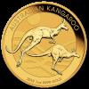 Gold australian kangaroo 1oz - image 1