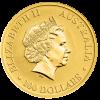 Gold australian kangaroo 1oz - image 2