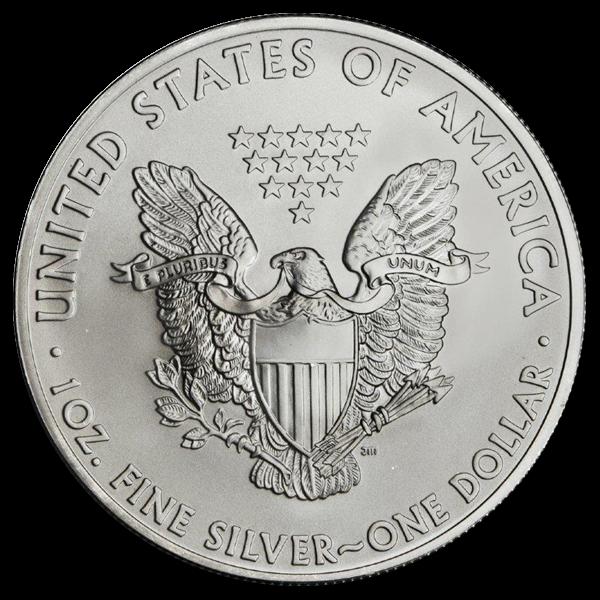 Silver American Eagle 1 oz - image 1