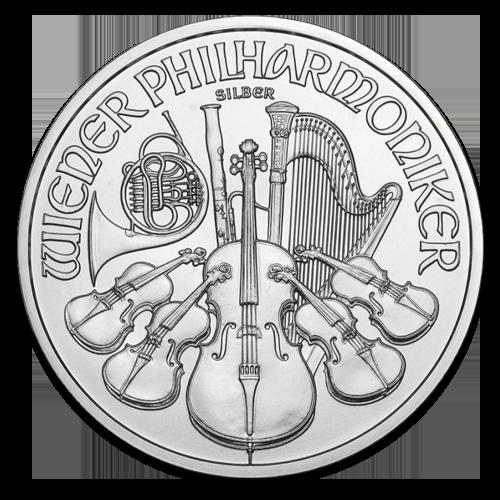 Silver Phillharmonic 1 oz - image 1